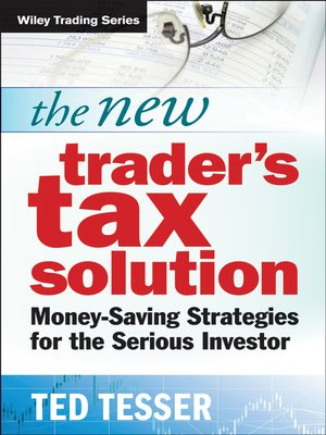 cover image of The New Trader's Tax Solution