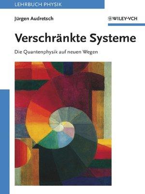 cover image of Verschränkte Systeme