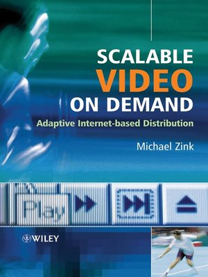 cover image of Scalable Video on Demand