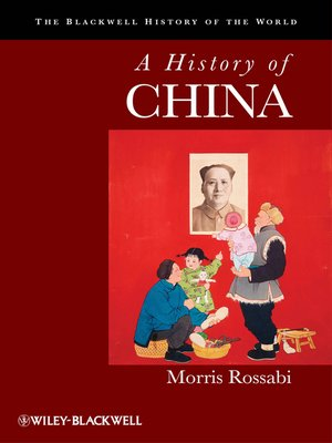 cover image of A History of China