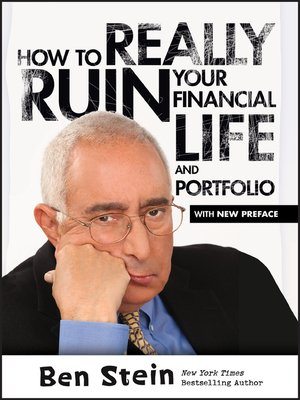 cover image of How to Really Ruin Your Financial Life and Portfolio