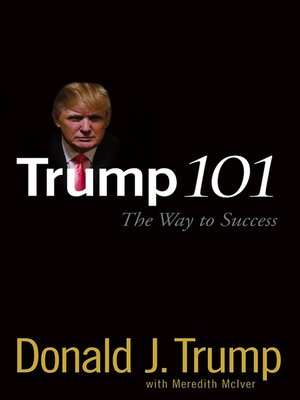 cover image of Trump 101