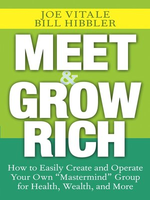 cover image of Meet and Grow Rich