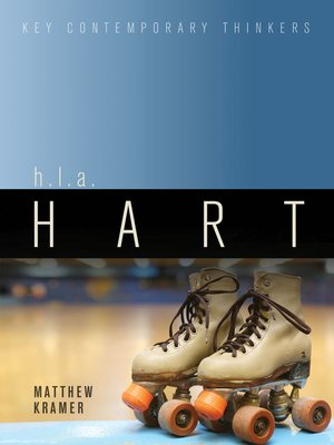 cover image of H.L.A. Hart