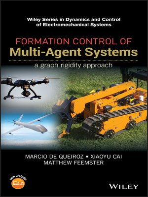 cover image of Formation Control of Multi-Agent Systems