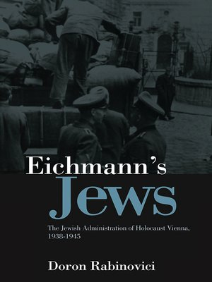 cover image of Eichmann's Jews