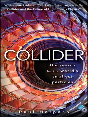 cover image of Collider