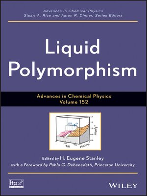 cover image of Advances in Chemical Physics, Liquid Polymorphism
