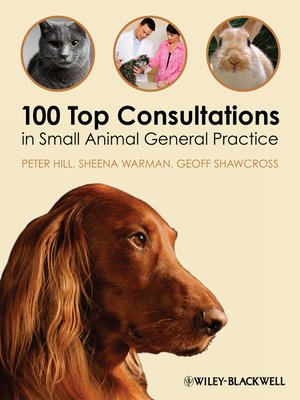 cover image of 100 Top Consultations in Small Animal General Practice