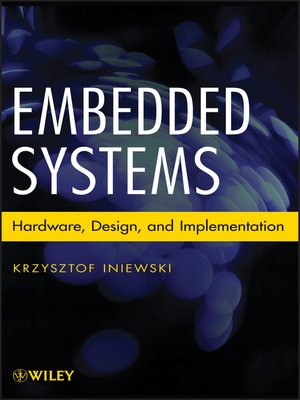cover image of Embedded Systems