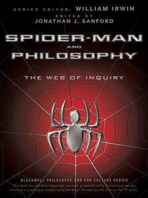 cover image of Spider-Man and Philosophy
