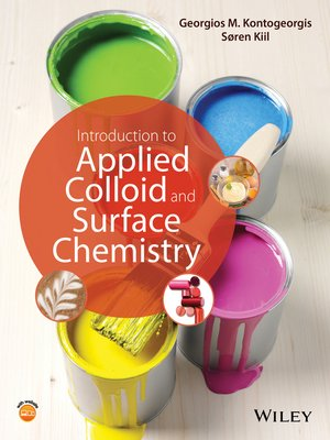 cover image of Introduction to Applied Colloid and Surface Chemistry