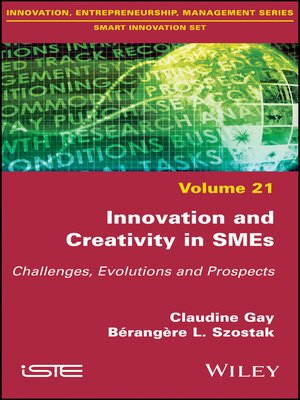 cover image of Innovation and Creativity in SMEs