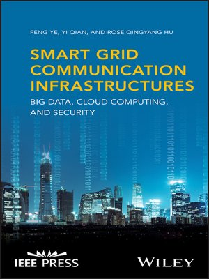 cover image of Smart Grid Communication Infrastructures