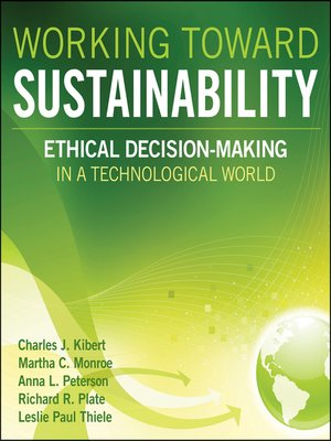 cover image of Working Toward Sustainability