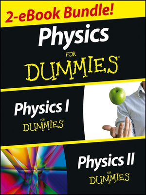 cover image of Physics For Dummies, 2 eBook Bundle
