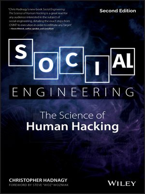 cover image of Social Engineering
