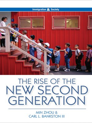 cover image of The Rise of the New Second Generation