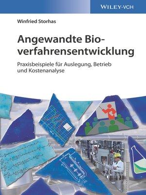 cover image of Angewandte Bioverfahrensentwicklung