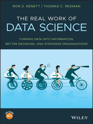 cover image of The Real Work of Data Science