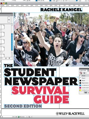 cover image of The Student Newspaper Survival Guide