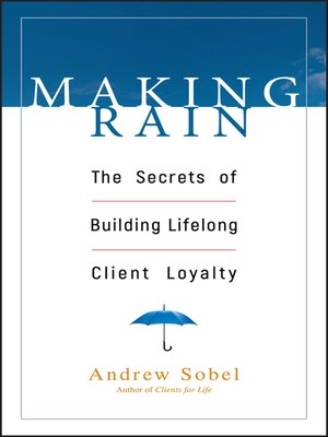 cover image of Making Rain