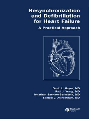 cover image of Resynchronization and Defibrillation for Heart Failure