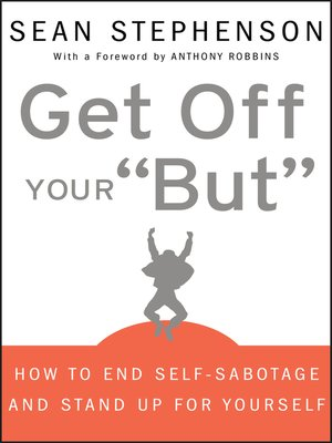 """cover image of Get Off Your """"But"""""""