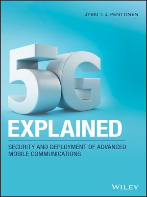 cover image of 5G Explained