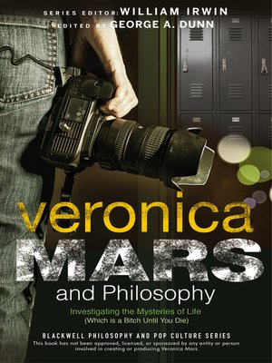 cover image of Veronica Mars and Philosophy