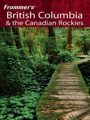 cover image of Frommer's® British Columbia & the Canadian Rockies