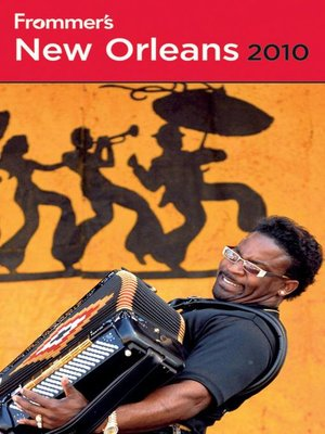 cover image of Frommer's New Orleans 2010