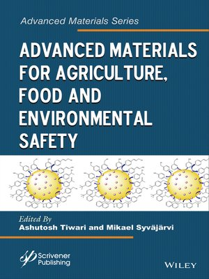 cover image of Advanced Materials for Agriculture, Food and Environmental Safety