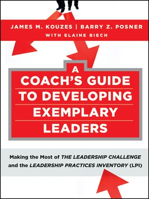 cover image of A Coach's Guide to Developing Exemplary Leaders