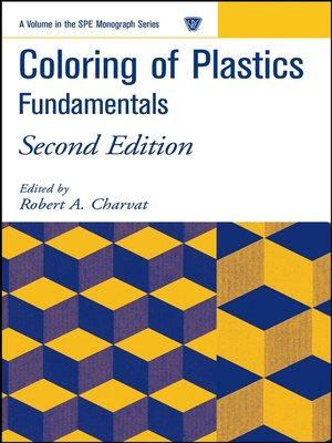 cover image of Coloring of Plastics