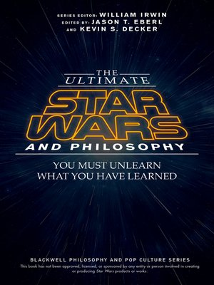 cover image of The Ultimate Star Wars and Philosophy