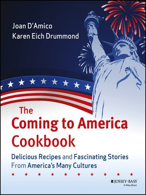 cover image of The Coming to America Cookbook
