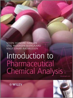 cover image of Introduction to Pharmaceutical Chemical Analysis