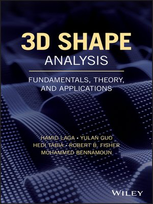cover image of 3D Shape Analysis