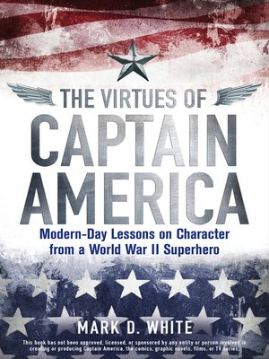 cover image of The Virtues of Captain America