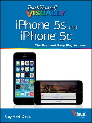 cover image of Teach Yourself VISUALLY iPhone 5s and iPhone 5c