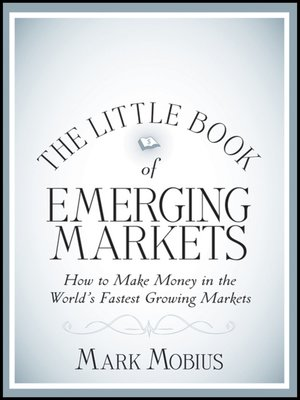 cover image of The Little Book of Emerging Markets