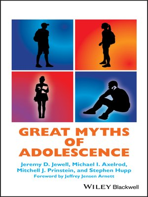 cover image of Great Myths of Adolescence