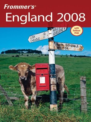 cover image of Frommer's England 2008