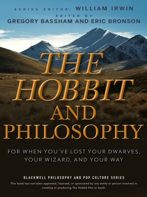 cover image of The Hobbit and Philosophy