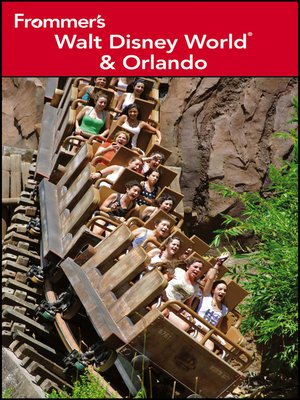 cover image of Frommer's Walt Disney World and Orlando