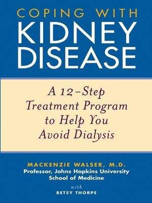 cover image of Coping with Kidney Disease