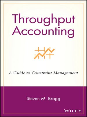 cover image of Throughput Accounting