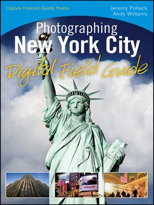 cover image of Photographing New York City Digital Field Guide