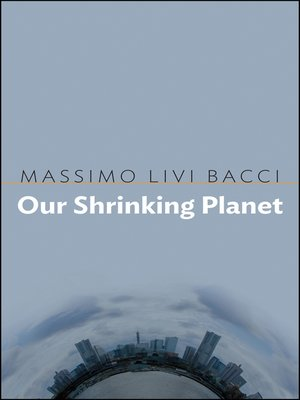 cover image of Our Shrinking Planet